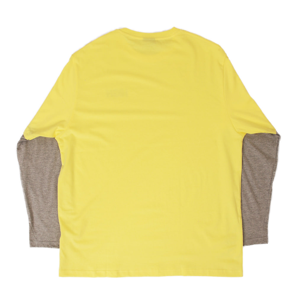 Longsleeved_Tee_SoftYellow_HeatherGrey