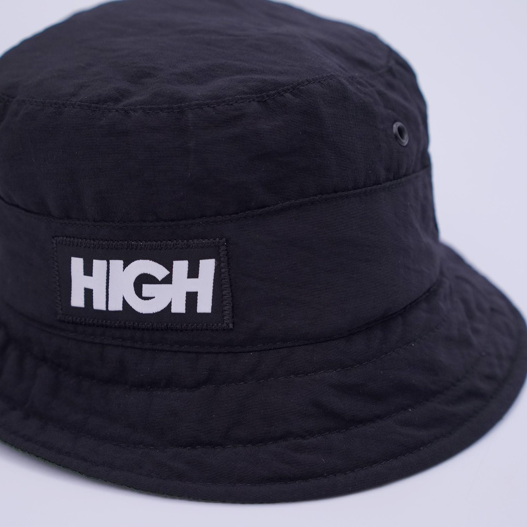 Black_Reversible_Bucket_Hat_Logo_Black_Green