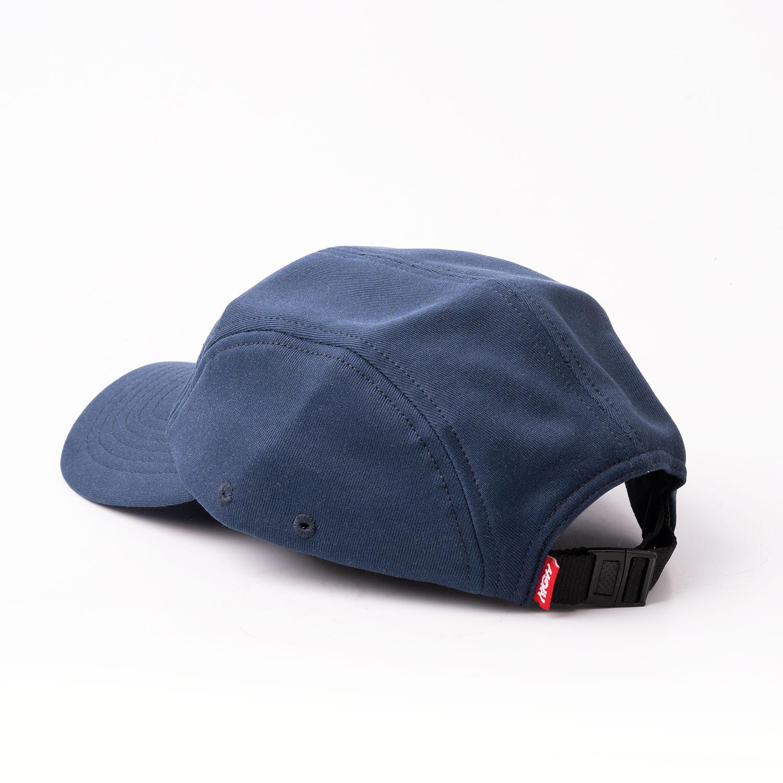 Curved_5_Panel_Fleece_Navy