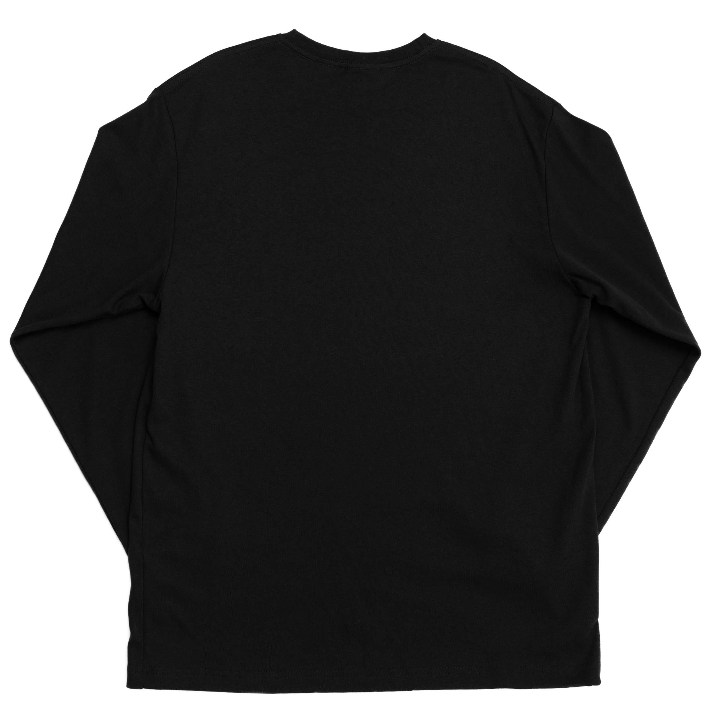 Work_Longsleeve_Outline_Logo_Black