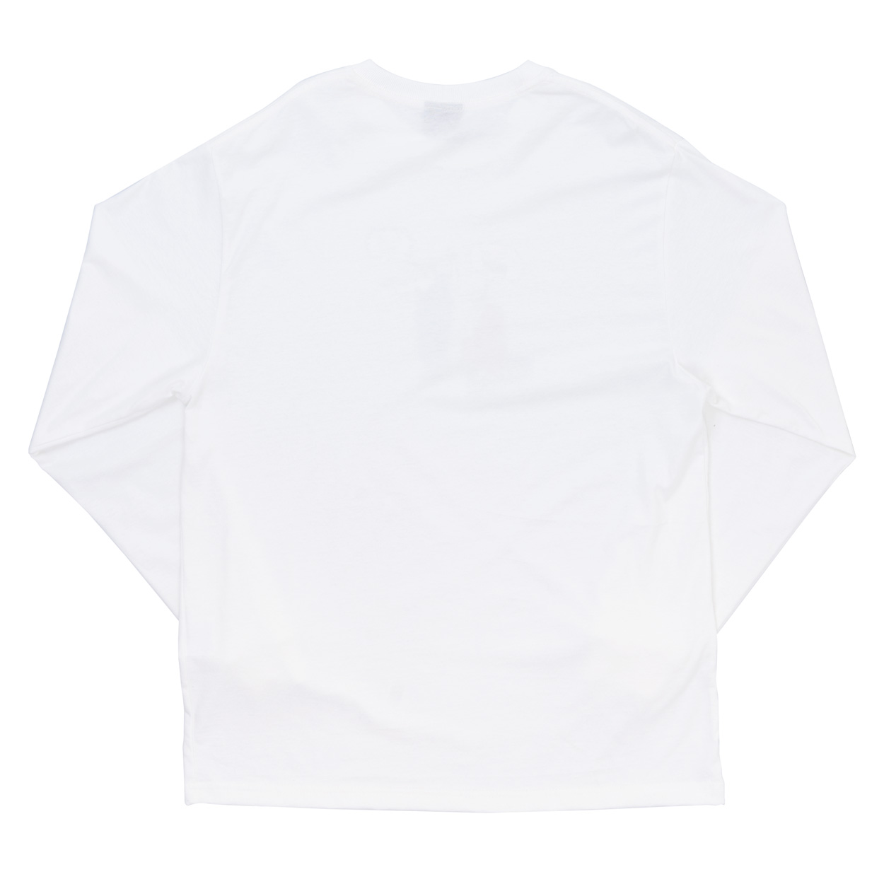 Longsleeve_Thinker_White