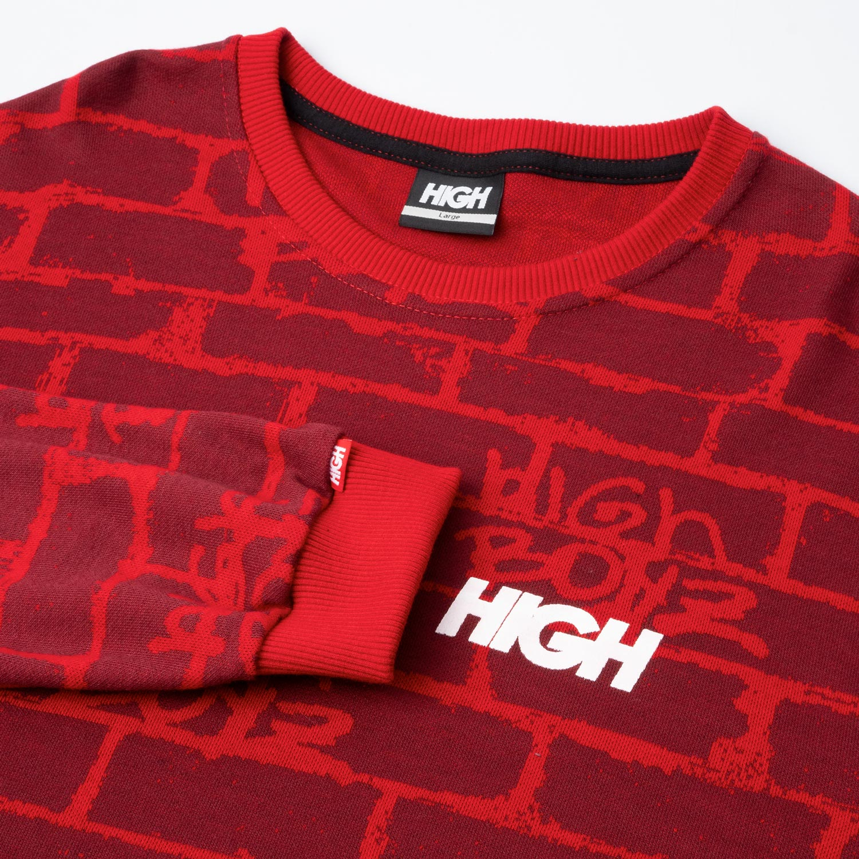 Longsleeve_Jacquard_Bricks_Red