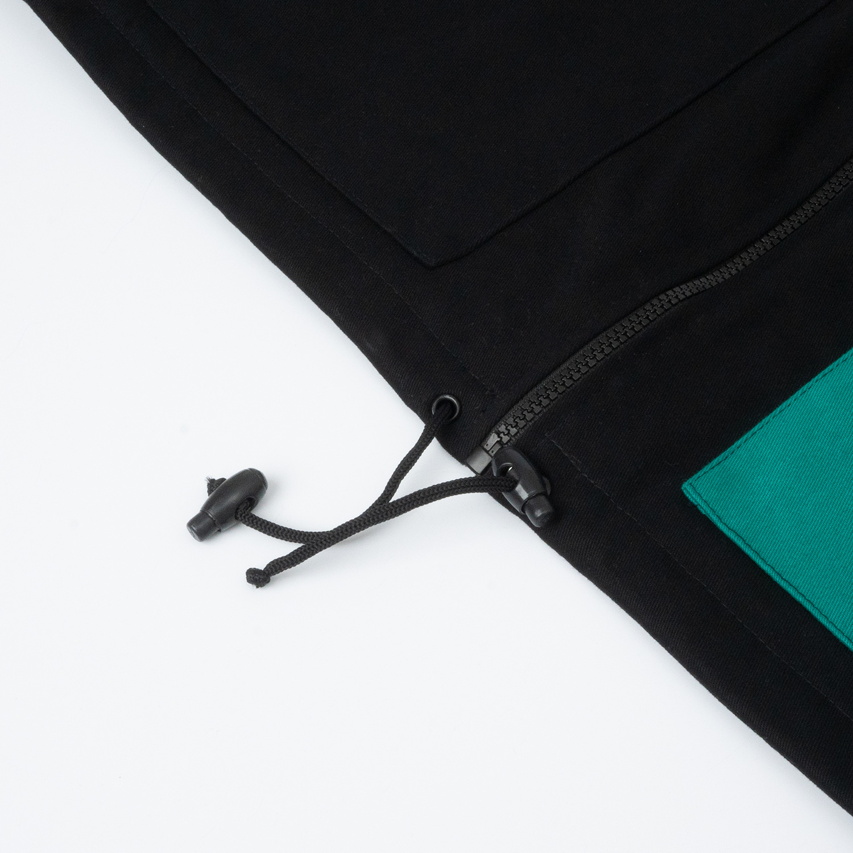 Color_Block_Vest_Black_NightGreen